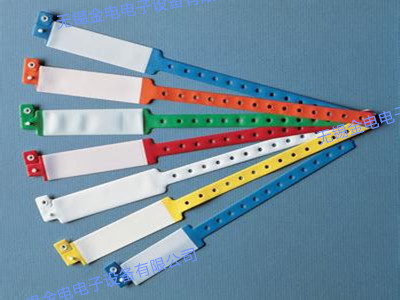 PVC识别带焊接样品