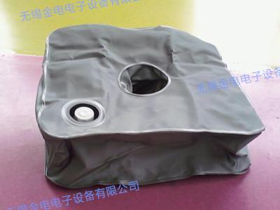 PVC水袋高周波热合样品