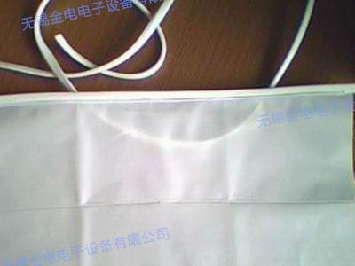 PVC软膜天花焊接样品