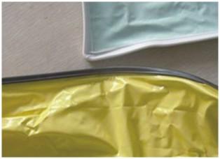 软膜天花焊接样品
