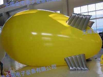 PVC飞艇热合样品
