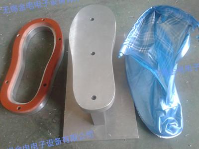 PVC雨鞋焊接样品