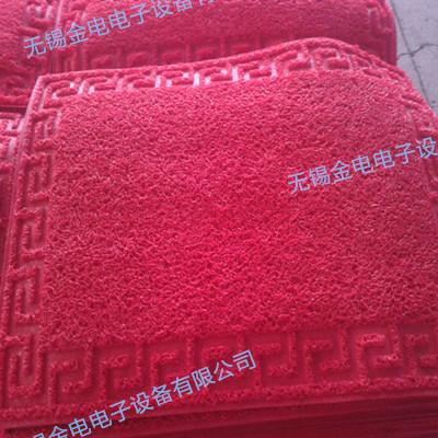 PVC地毯焊接样品