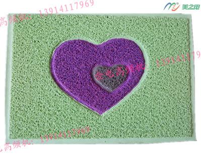 花色地毯焊接样品