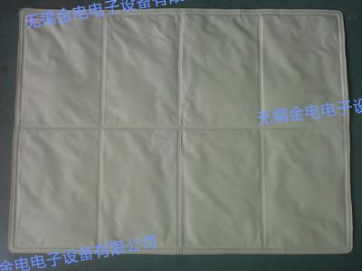 PVC冰垫焊接样品