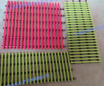 PVC管形防滑垫热合样品