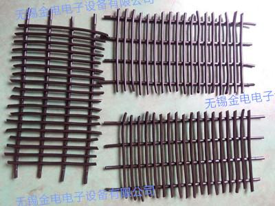 PVC管形地垫焊接样品