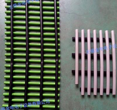 PVC管形防滑垫焊接样品