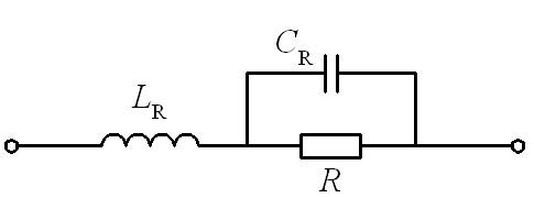 高频电阻线路图