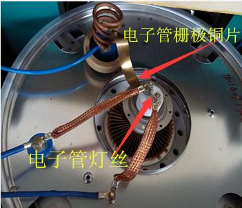 电子管连接图