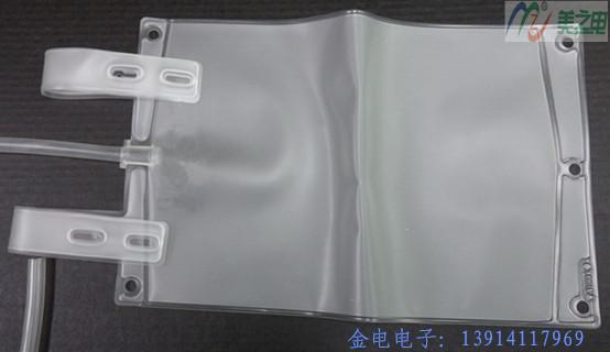 PVC引流袋高频焊接样品