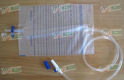 PVC尿袋热合样品