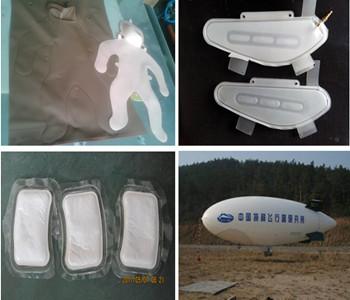 PVC塑料热合样品