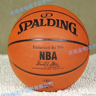 篮球压花样品