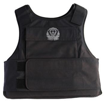 防弹衣高周波焊接样品