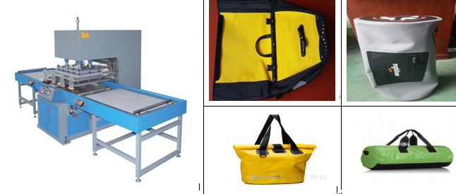 TPU防水包焊接案例