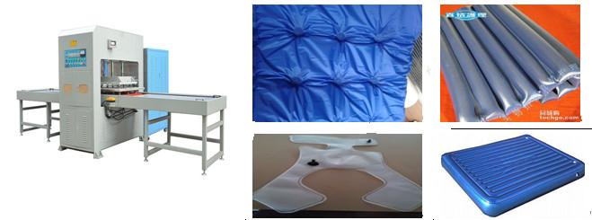 TPU气垫床热合案例