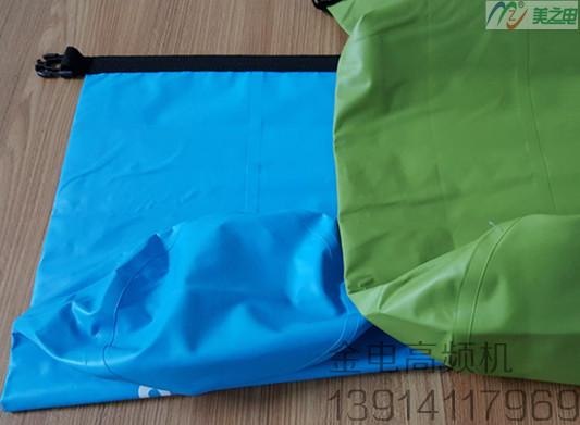 防水包焊接样品