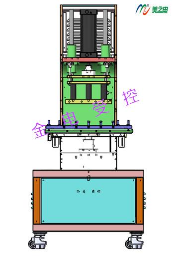 转盘式封口机图