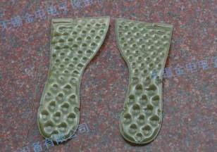 充气鞋垫热合样品