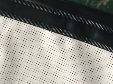 投影布高频热合机
