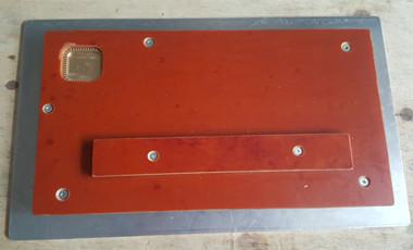 PVC警示标焊接模具