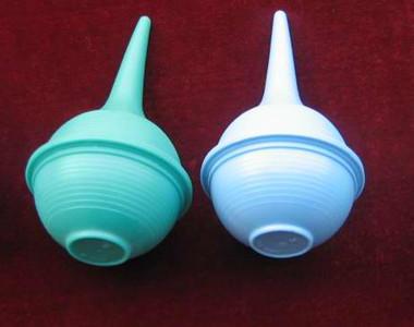 洗耳球焊接样品