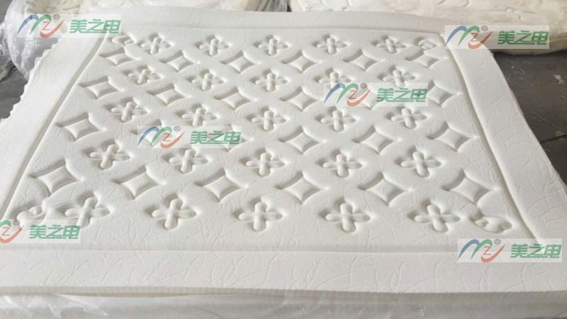 海绵床垫压花设备