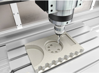 CNC高频模具加工设备