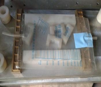 高频尿袋模具