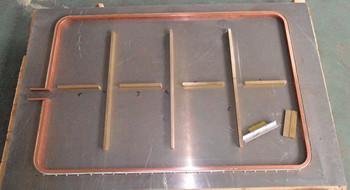 冰垫焊接模具