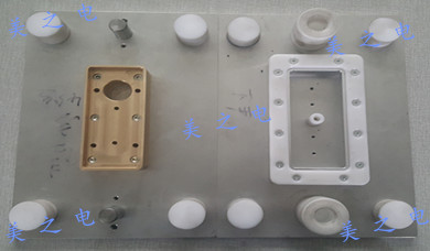 充气气囊焊接模具