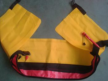 充气救生腰带焊接样品