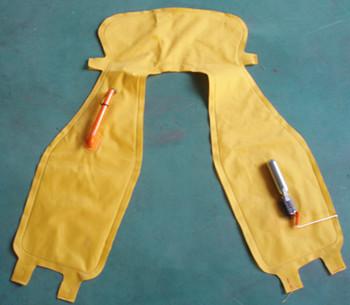 气胀救生衣热合样品