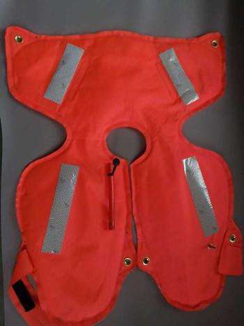 充气救生衣焊接样品