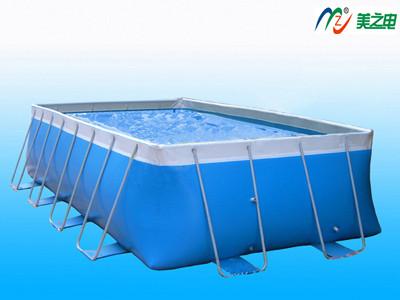 大型水池热合样品