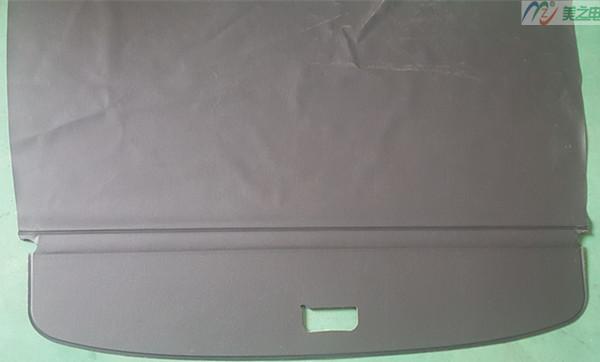 汽车遮阳帘热合样品