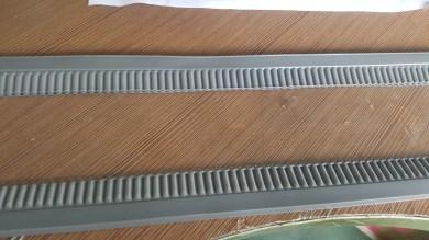 磁性门帘焊接样品