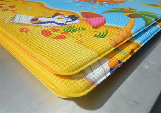 爬爬垫热合机_儿童爬爬垫压边机
