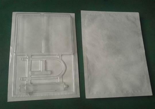 杜邦纸泡壳封口机_特卫强吸塑封口机样品