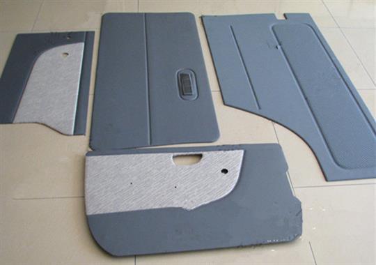 汽车门板焊接机样品