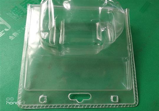 APET吸塑泡壳高周波熔断机样品